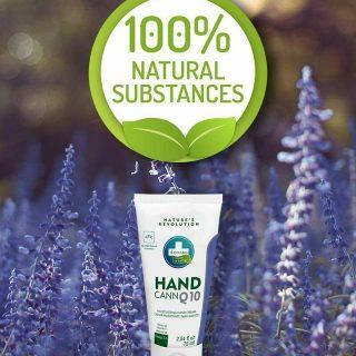 Handcann 100% natural