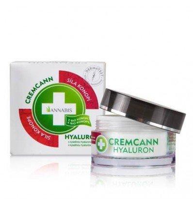 Cbd Cream Cremcann Hyaluron
