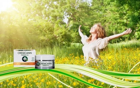 Omega 3-6 Organic Face Cream