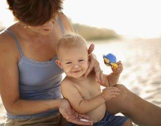 Sun Cream for Babies SPF50+ 40ml