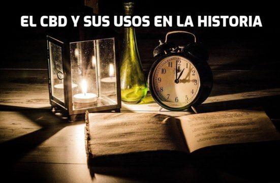Historia del CBD