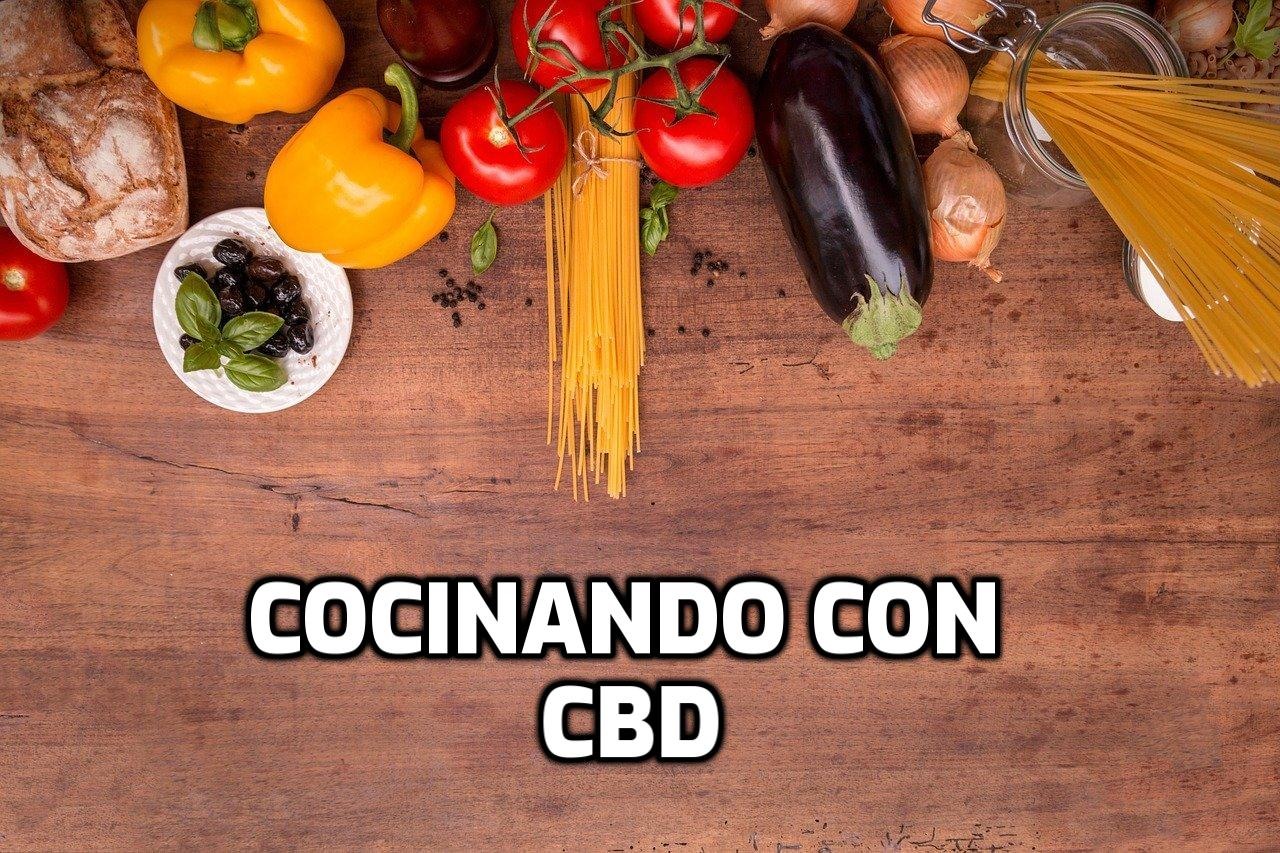 Cocinando con CBD