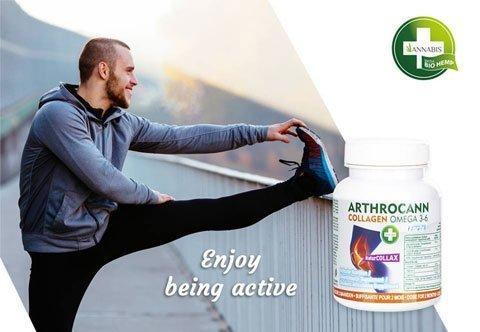 arthrocann collagen capsules