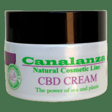 50ml CBD Cream Laboratorios Canalanza