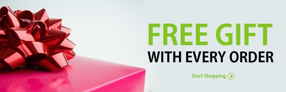 Free Gift Canalanza. Get a free product with every 50€ purchase