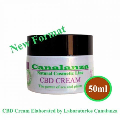 cbd cream Laboratorios canalanza