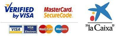 verified by visa. secure payment laboratorios canalanza