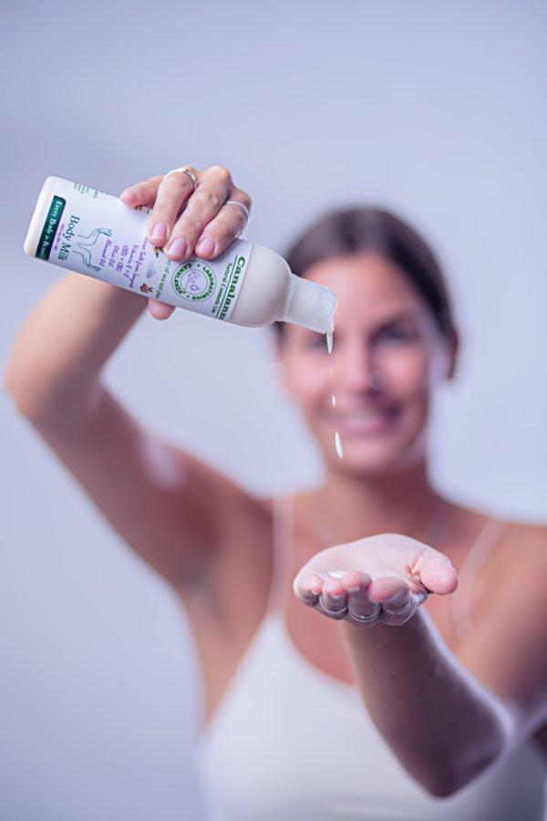 Body Milk Canalanza Marine Salt from Lanzarote