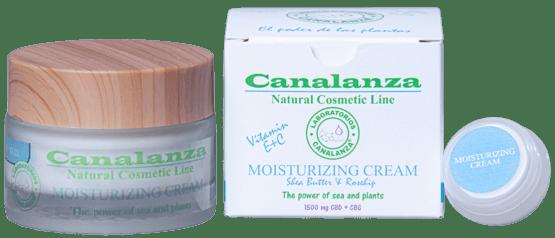 Moisturizing Cbd Cream Canalanza