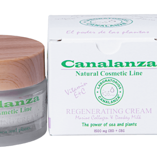 regenerating donkey cbd cream canalanza