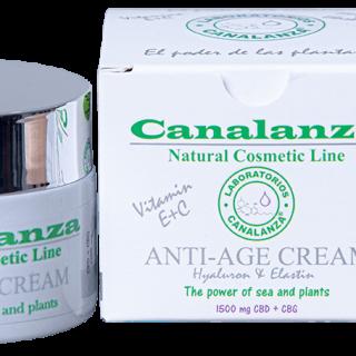 anti-age cbd cream canalanza