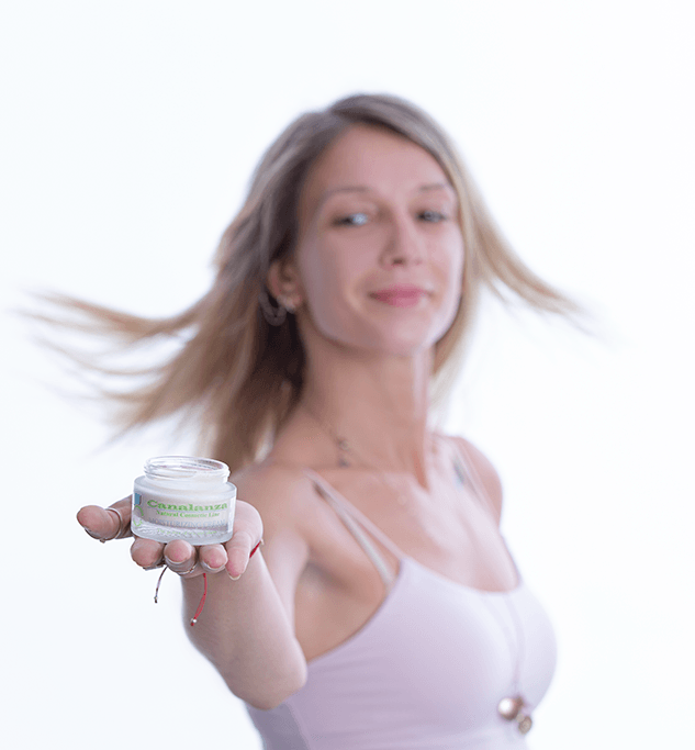 Moisturizing cream Canalanza_modelo
